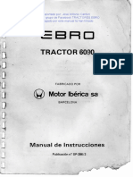Ebro 6090 Manual