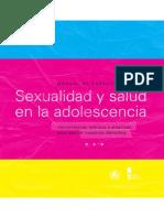 Sexualidad y salud en la adolescencia