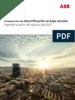 3 Lp Productos de Electrificacion en Baja Tension