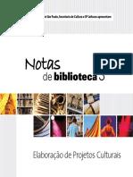 Notas de Biblioteca