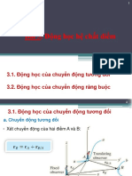 B3 Dong Hoc He Chat Diem