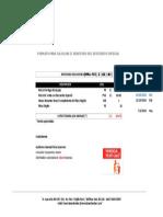 Calcular Penalidad Claro Emp Perú