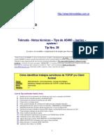 Como Identificar Trabajos Servidores TCPIP