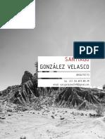 Portafolio Santiago Gonzalez