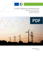 Catalogo Tecnico AFE