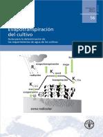 11. Calculo Evapotransíracion del cultivo FAO 56.pdf