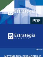 Aulão Matematica Financeira - Cfc