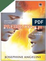 Josephine Angelini - Predestinati