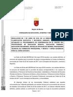 146464-Resolución confirmaciones centros+2018-19-anexos-