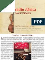 50 Aniversario de Radio Clásica (1965-2015)