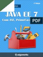 Algaworks eBook Java Ee 7 Com Jsf Primefaces e Cdi 2a Edicao 20150228
