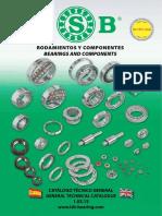 Isb Cuscinetti e Componenti Bearings e Components1.3.15