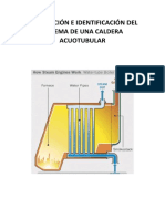 Taller1-Modelación e Identificación Del Sistema de Una Caldera Acuotubular