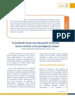 Ficha Educación Inclusiva Breve Revisión a Los Paradigmas y Leyescompressed