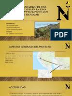 Analisis Geotecnico de Una Presa de Relaves En