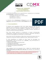 Cdmx licenciatura a distancia