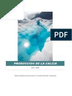 Grupo 02 Producion de La Caliza
