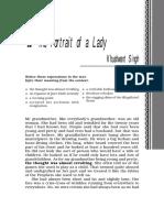 11 English NCERT Hornbill Reading Chapter 1