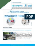 Boletín Informativo Bogotá Incluyente N°14 Junio