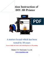 Ctc Diy 3d Printer