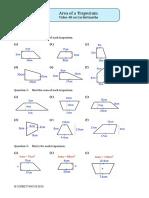 Area of a Trapezium Pdf2