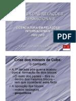 UMinho HRI 11 Cuba Crisis Distr
