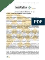 2 Declaracion Nuevo Orden Economico Internacional