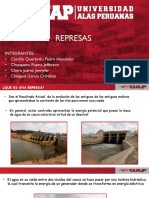 Abastecimiento de Agua - Exposicion I (Represas)
