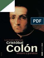Cristóbal Colón. Misterio y grandeza - Arranz Márquez, Luis.pdf