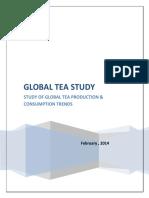 Global Tea Production & Consumption Trends