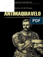 El Antimaquiavelo