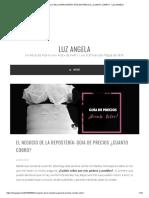 El Negocio de La Repostería_ Gúia de Precios ¿Cuanto Cobro_ - Luz Angela