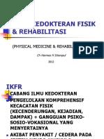 Ilmu Kedokteran Fisik Dan Rehabilitasi