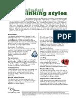 Unhelpful Thinking Styles.pdf