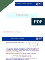 Root Locus Analysis