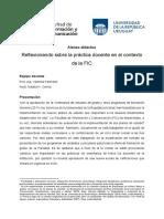 Propuesta Formativa - Ateneo Didáctico