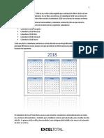 Calendario 2018 en Excel.pdf