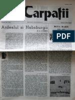 Carpatii Anul III Nr 18 10 Martie 1957