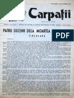 Carpatii Anul XXIV Nr 14 Noi Dec 1978