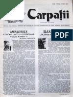 Carpatii Anul XXIV XXV Nr 17 18 Mai Iulie 1979