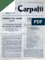 Carpatii Anul XXV Nr 23 Martie Iunie 1980