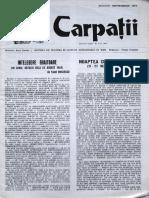 Carpatii Anul XXV Nr 19 Aug Sept 1979
