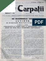 Carpatii Anul XXV Nr 20 Oct Noiembrie 1979