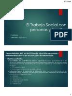 MODULO 4 CLASE Gestin Social Persona y Familia 2018