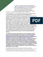El proceso republicano peruano