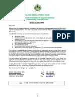 Application IDB scholarship   form.pdf