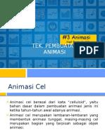 3. Teknik Pembuatan Animasi Rev1