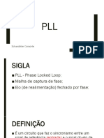 Pll - Comunicação