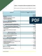 05 -Matriz de Revisión Analítica -Ejecución Presupuestaria