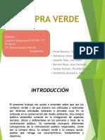 Compras Verdes Bibliografia Recomendaciones